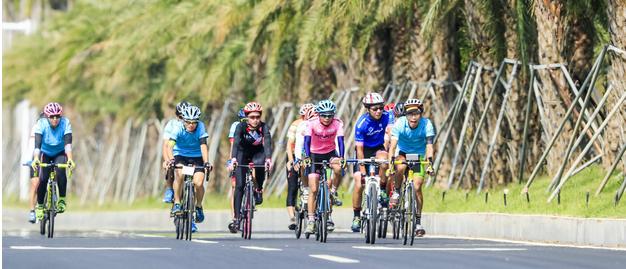 环中国国际公路自行车赛业余骑行